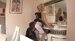 Intense Anal For Horny MILF