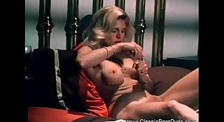 Blonde Lady Special Sex Power