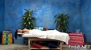 All beauty massage porn