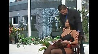 sexy cory everson fucked in corset