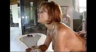 Hot Redhead gets interviewed then fucked